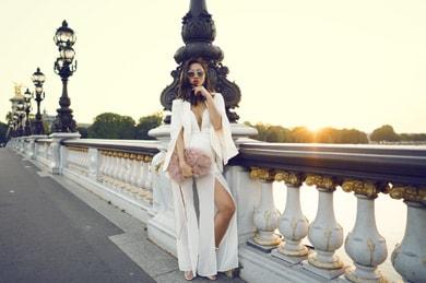 Glamour på bron Alexandre lll.