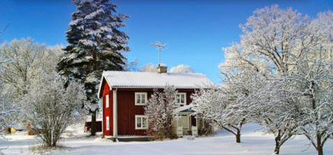 Vinterstuga hos Stugsommar.se