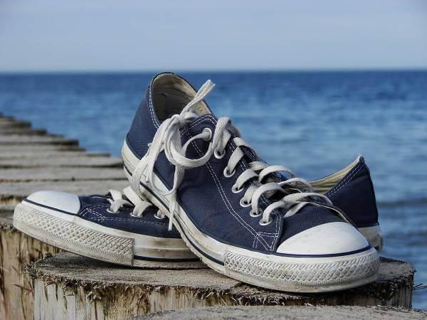 Converse-skor hos Footway.se.