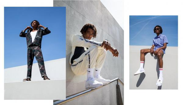 Mode för både män och kvinnor går att köpa på Zalando.