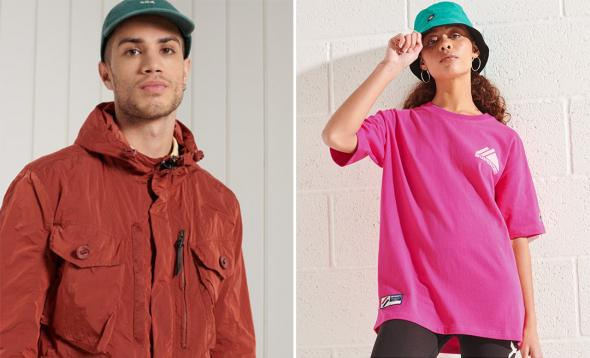Mode för killar och tjejer