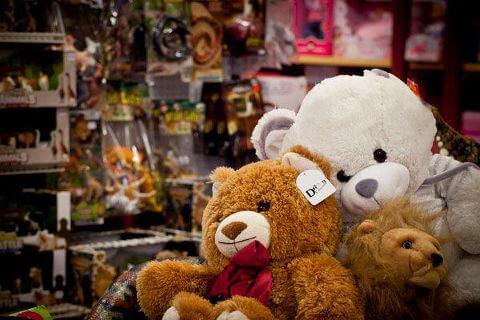stort urval av leksaker finner du hos leksakslandet