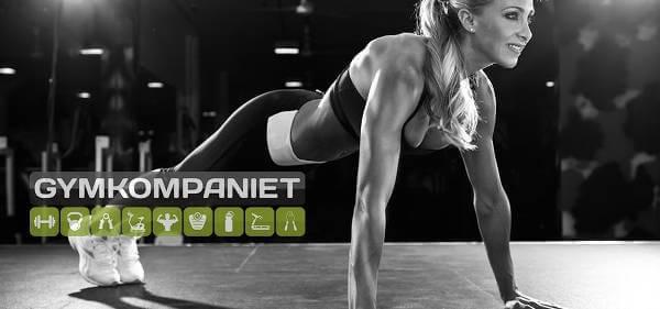 Gymkompaniet - Stället med bäst och flest träningsmaskiner