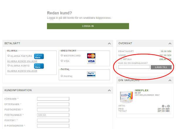 Leta reda på en rabattkod och använd den när du handlar hos CareDirect så sparar du en hel del pengar.