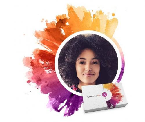 Det går att hitta sina rötter med hjälp av MyHeritages DNA-test.