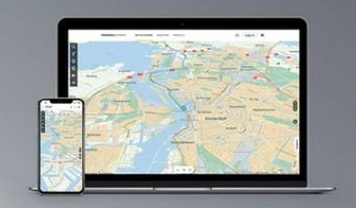 Planera din rutt på nån minut med TomTom navigator.
