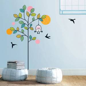 Vinyla Hem dekor tillgänglig i webbutiken