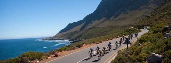 Att cykla i en sådan miljö måste vara helt oslagbart