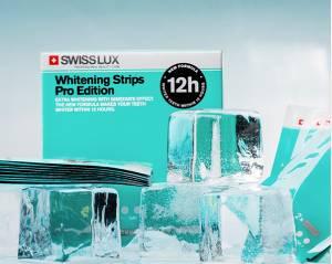 Tandblekningsprodukter från Swisslux