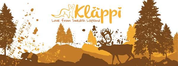 Den norrländska naturen är Kläppis största inspirationskälla