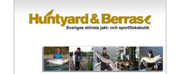 Jakt, jakt, jakt och fiske, fiske, fiske hos webbshoppen