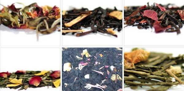 En inblick i utbudet av te