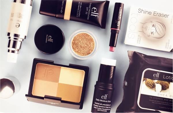 e.l.f. Cosmetics utbud är fullspäckat med make up för den hängivne sminkälskaren.