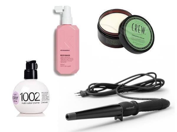Hairsales utbud består av tusentals produkter för hår, kropp och själ.