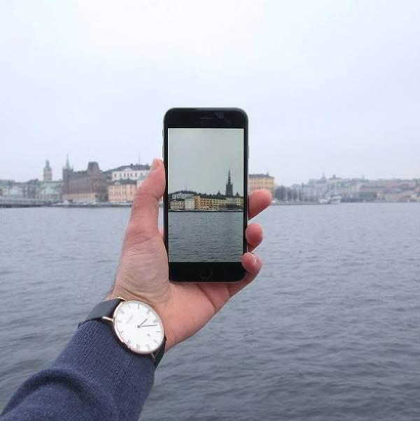 Klockorna hos Wickman är döpta efter städer i bland annat Sverige, Frankrike och Sydafrika.