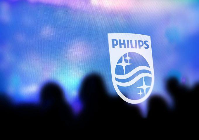 Philips - en teknikjätte känd över hela världen.