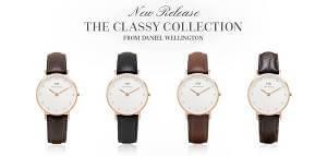 The Classy Collection från Wellington hos Klocknet.se