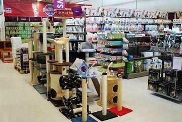 Djurkompaniets butik i Kalmar