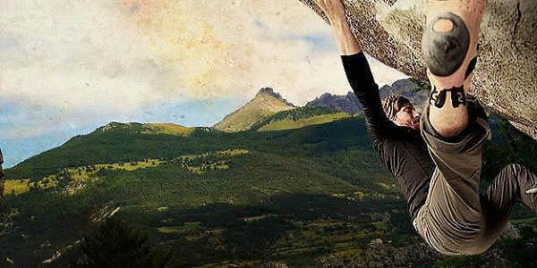 Gillar du att klättra? Då hittar du garanterar det du söker hos Bergfreunde.