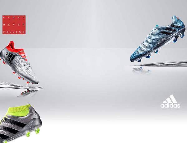 Märken som Adidas och Nike hittas i utbudet hos GoalInn.