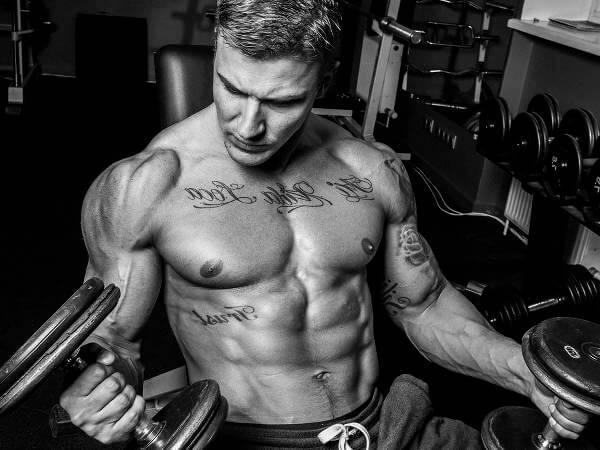 Massfi.se hjälper en på traven vid intensiv träning på gym eller vid annan sport.