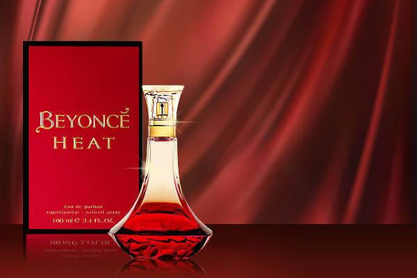 Beyonces parfym säljs hos Moodelle.