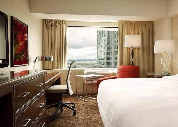 Olika typer av hotell finns att välja på hos Otel.com.