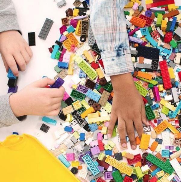LEGO och andra kända varumärken hos Lekmer.
