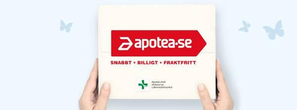 Apotea - ditt apotek på nätet.