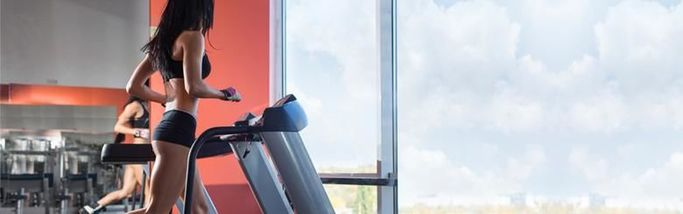 Löpband, maskiner och massa annat inom träning går att köpa hos Sportgymbutiken.
