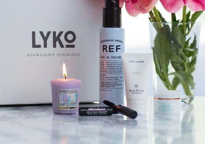 Produkter från välkända varumärken hos Lyko.