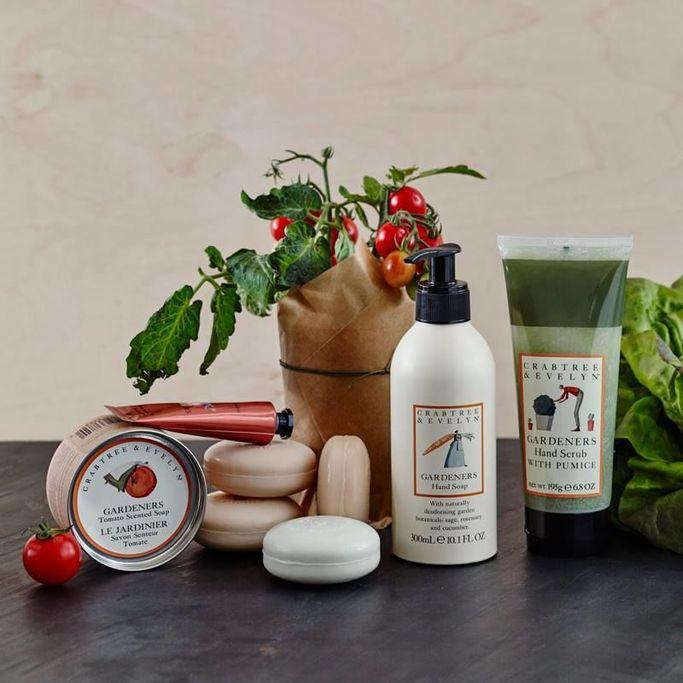 Naturliga produkter hos Glamazon.