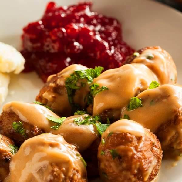 Såhär kan maten se ut hos Klara Maten.