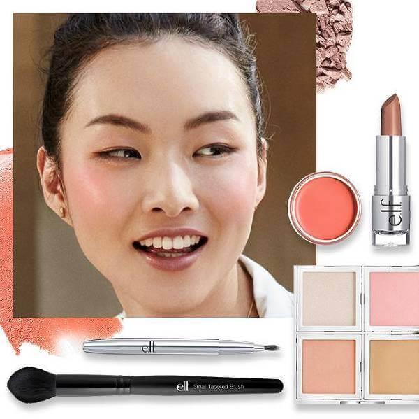 Råd och rön och inte minst inspiration går att hitta i e.l.f. cosmetics nyhetsflöden i sociala medier.