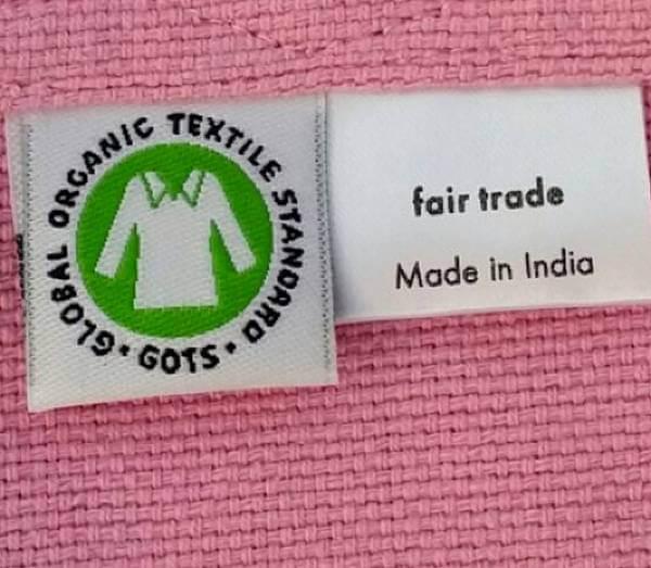 Oddliving väljer fairtrade.