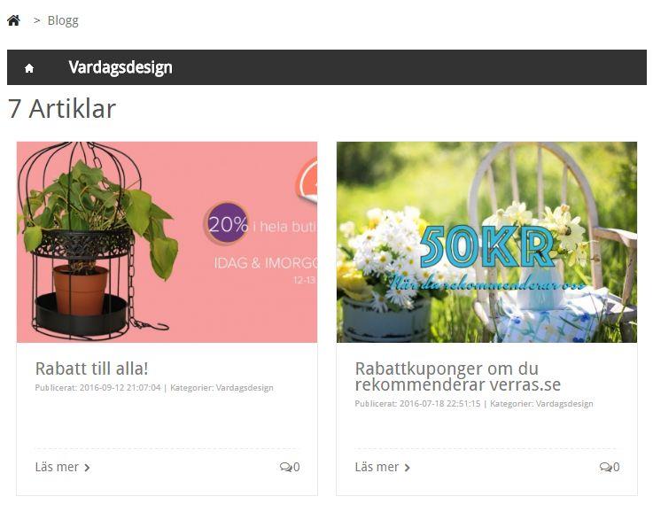Hitta inspiration i bloggen hos Verras.