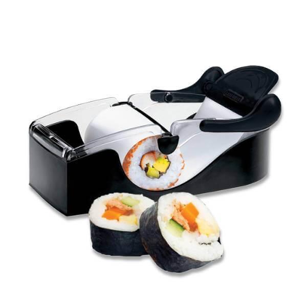 Nu kan du göra egen sushi med Prylsters sushimaskin.