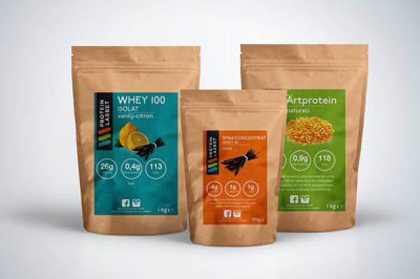 Produkter från yournutritionlab.