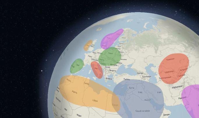 Var har jag släktingar? Och var härstammar jag ifrån? Hitta svar på frågorna på MyHeritage.se.