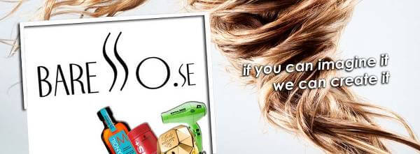 Baresso har sålt hårvård sedan 1991.