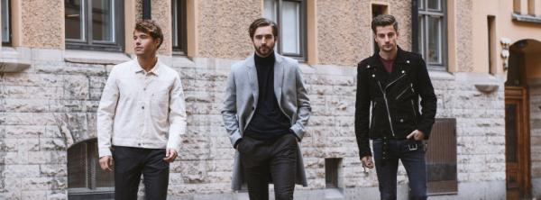 Stayhard erbjuder trendiga kläder för män.