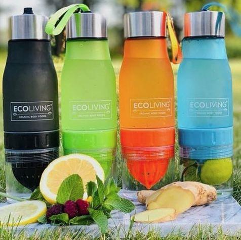 Fräscht och nyttigt från Ecoliving.