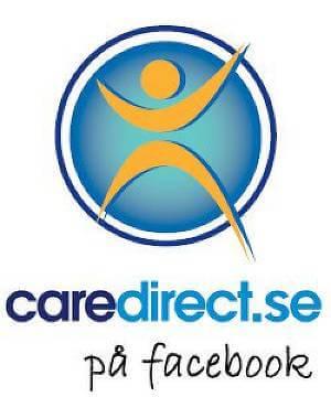 Caredirect.se finns även på Facebook där de ofta lägger upp nyheter och annat.