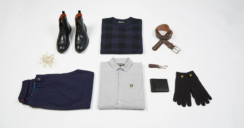 Lyle & Scotts sköna utbud av skjortor, handskar, skor och annat.