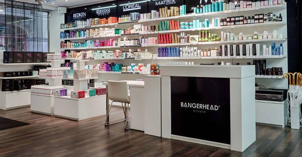 Såhär ser Bangerheads fysiska butik ut.