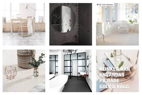 Instagram-feeden fylls av bilder på hur man kan skapa ett vackert hem.