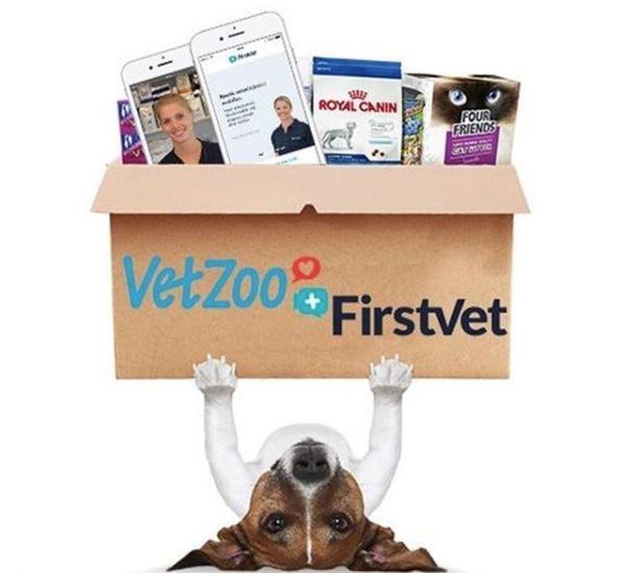 En av VetZoos samarbetspartners är FirstVet