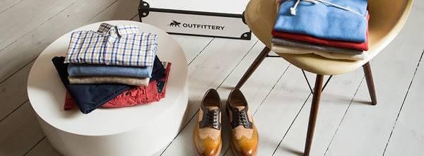 Outfittery erbjuder män stilrådgivning helt kostnadsfritt och handplockade varor baserade på kundens individuella smak och stil.