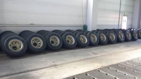 Slipp knöka på däck - få dem hemlevererade istället.