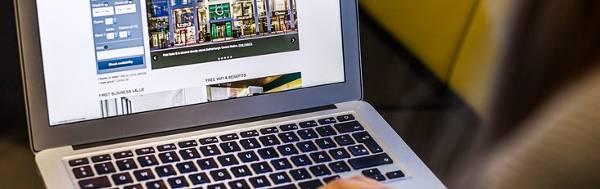 Det går att avboka hotellrum online hos First Hotels.